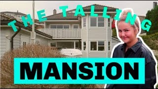 HOUSETOUR // THE TALLING MANSION