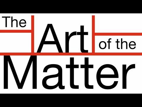 Interview with David Wu - Art of the Matter