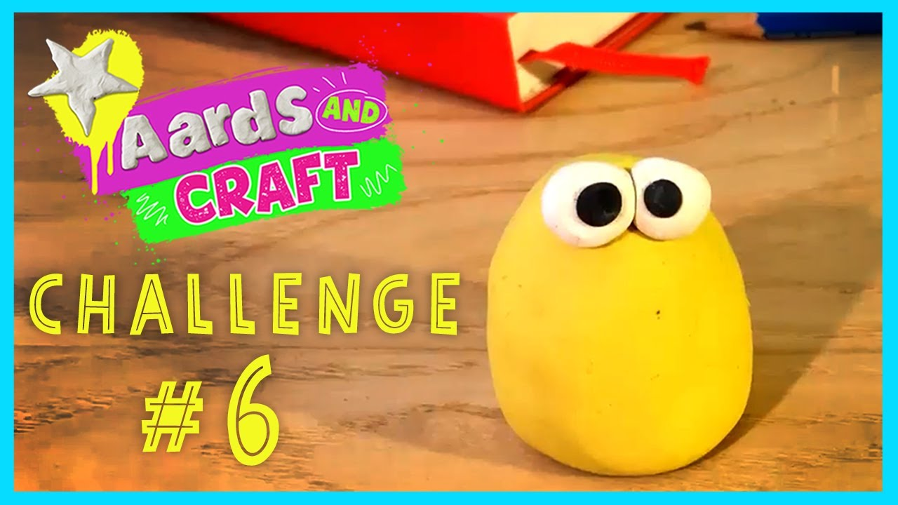 Challenge #6 | Make Your Own Stop Motion Animation | #AardsAndCraft #WithMe
