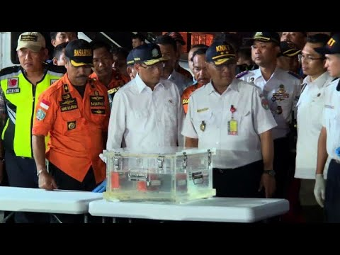 One 'black box' recovered from Indonesia jet