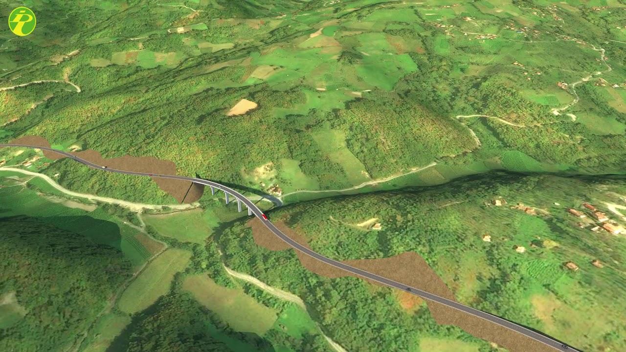 Video Predstavljeno Resenje Novog Tunela Ispod Kadinjace Od Uzica