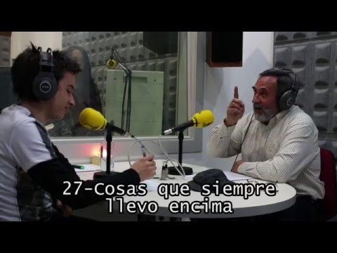 Modesto en la radio!! (Tag 30 preguntas)