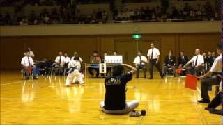 第24回 千葉真一総裁杯少年少女オープン空手道大会.