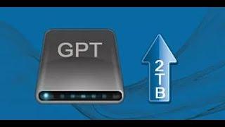 Установка Windows на данный диск невозможна GPT