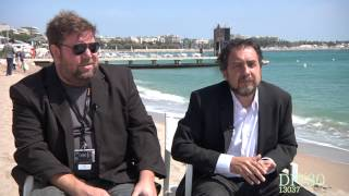DP/30 @ Cannes: Room 237, director/editor Rodney Ascher, producer Tim Kirk