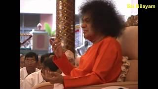 Prasanthi Mandir Bhajan.... Sai Khanayya Sai Khanayy