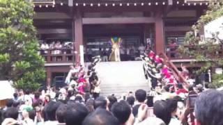 圓朝まつり2010〜永遠ちはやオンステージ