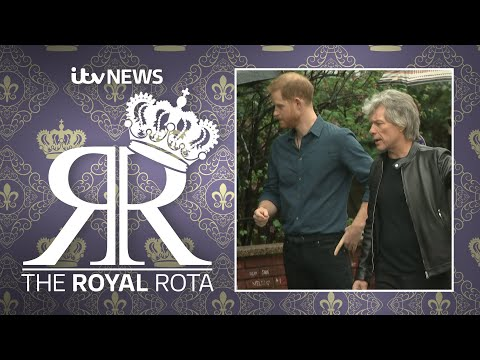 Our team on Harry & Meghan's extraordinary statement after Queen's 'Sussex Royal' ruling | ITV News