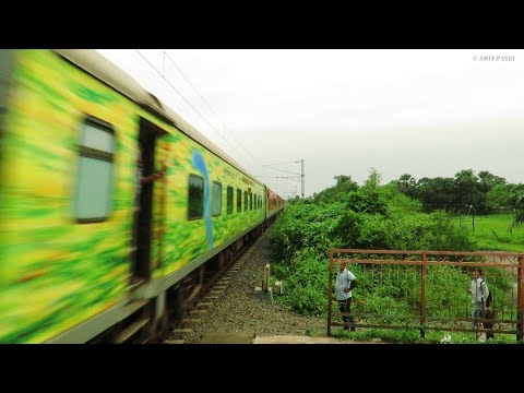 ALCo + LHB Combination | Rebuilt Ratlam Diesel with LHB Indore Express