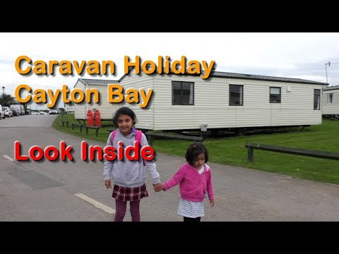 UK Caravan Park Holiday 2018 - Look Inside, at Hoseasons Cayton Bay Sea Side