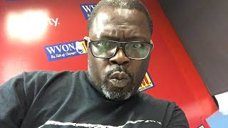 Watch The WVON Morning Show...Maze Apologizes?!?!