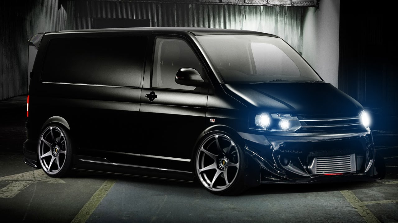 virtual tuning volkswagen transporter 129 youtube. Black Bedroom Furniture Sets. Home Design Ideas