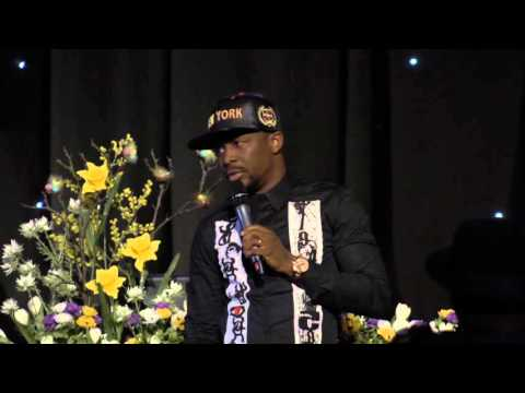 Video (stand-up): Ushbebe Performs at Fusion Show London
