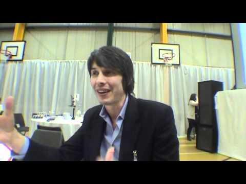 Prof Brian Cox OBE Interview