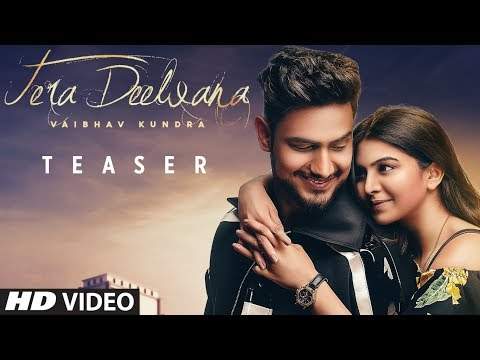 Tera Deewana Song Teaser Vaibhav Kundra | Releasing 17 April
