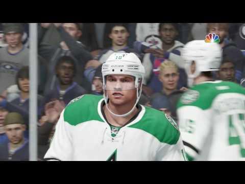 Fantasy Draft Season: NHL 17 - Episode 6 - Game Three (Stars Vs. Jets)