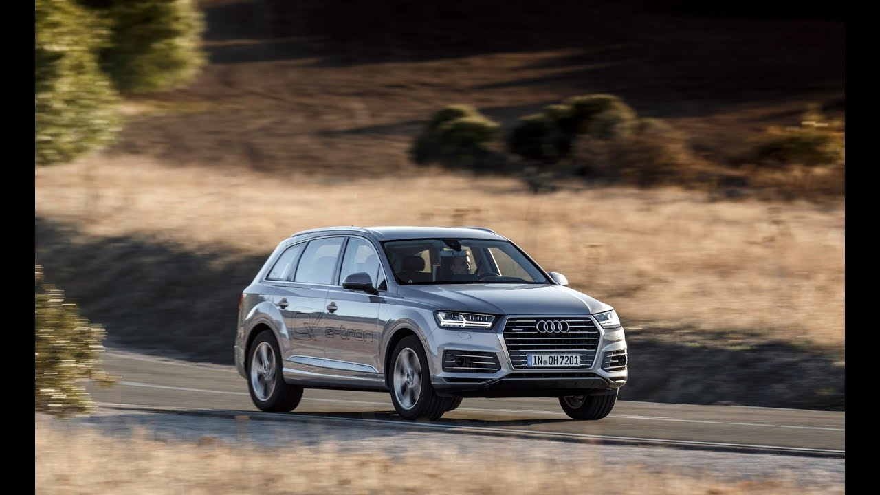 Release Date And Price 2017 Audi Q7 E Tron Tdi For