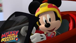 Theme Song | Mickey and the Roadster Racers | Disney Junior