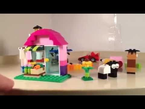 LEGO Set Reviews: 10692 Creative Bricks from LEGO Classic 2015!