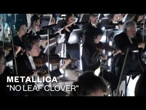 Metallica  No Leaf Clover
