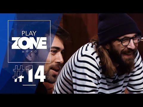 PlayZONE #14 avec Breakbot & Irfane