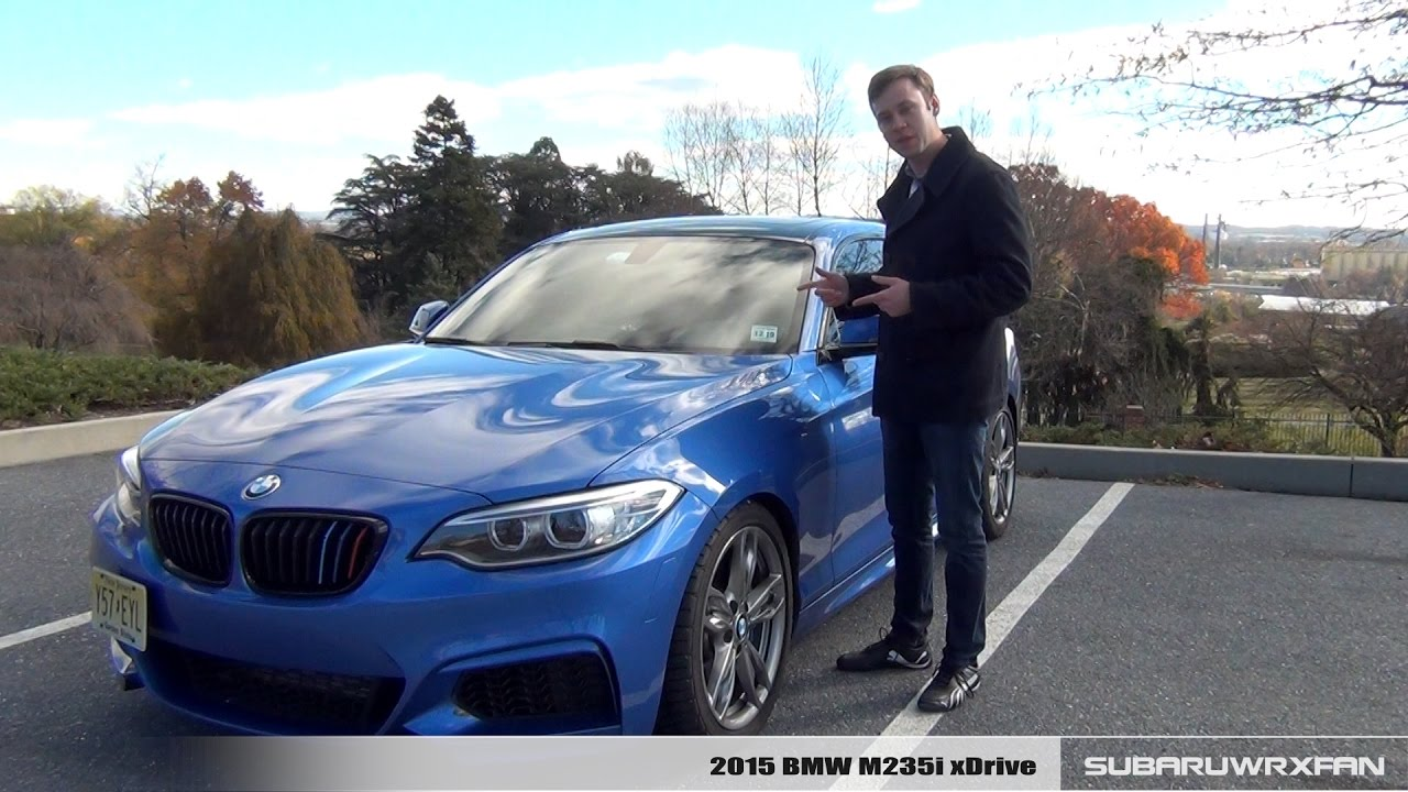 Bmw M235I Xdrive >> Review Tuned 2015 Bmw M235i Xdrive