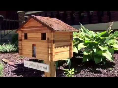 The Larry GrossLittle Free Library Project