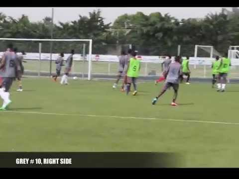 Richard Amon - 2015 Men's Soccer Prospect - from Ghana, Africa