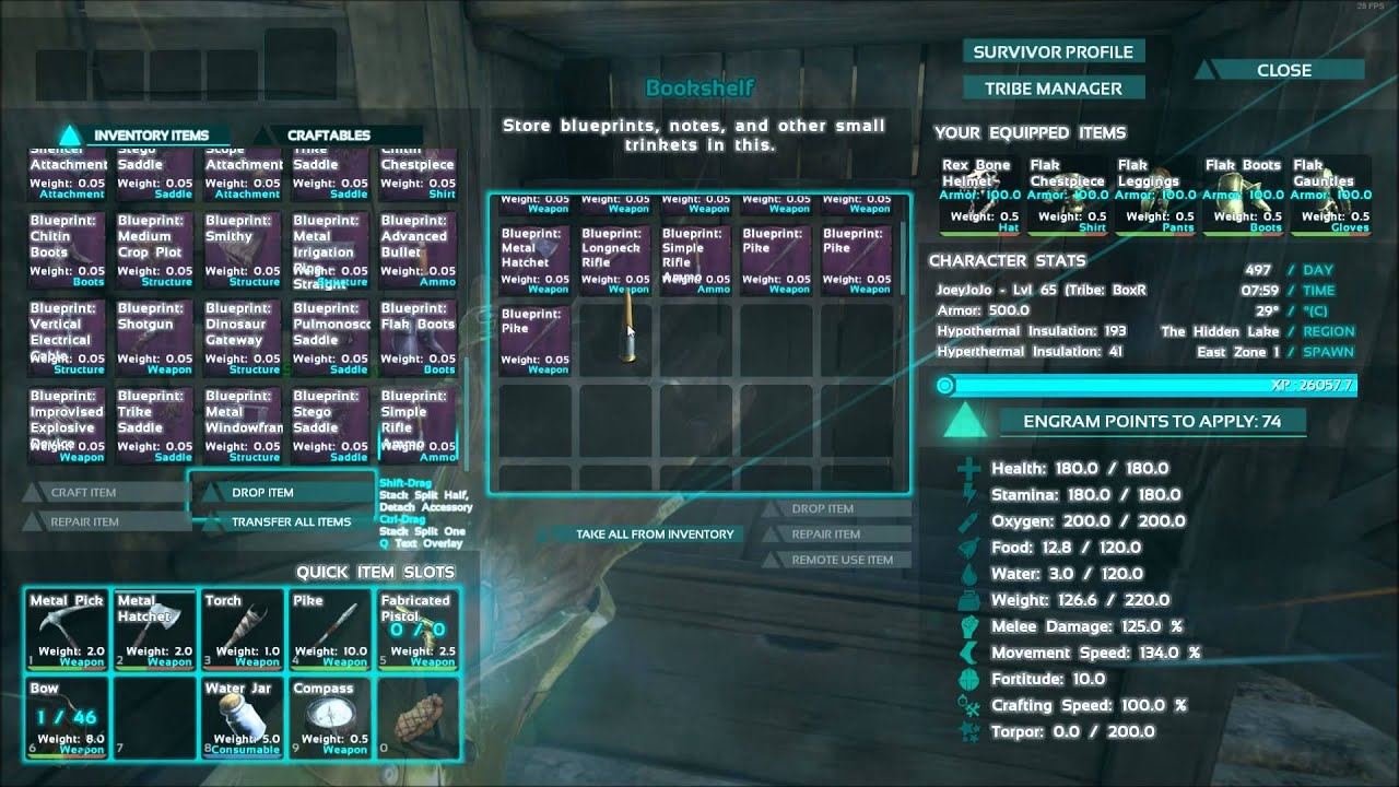 Ark survival evolved disappearing blueprints bug youtube malvernweather Image collections