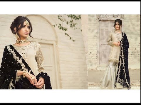 Maria B Wedding Evening Wear 2018 Youtube