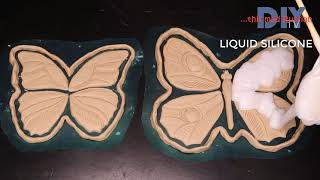 ♛ DIY ★ ART STAINED GLASS ★ GLASS MOSAIC + RESIN