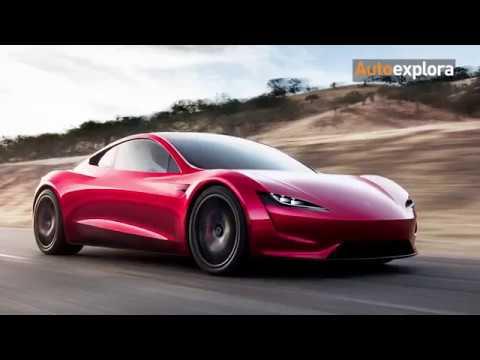 Autoexplora News 12 Tesla Roadster, SEAT León CUPRA R, BMW X3, Chevrolet Aveo