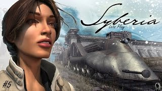 Syberia 1 - Episode 5 - Oscar and his legs!