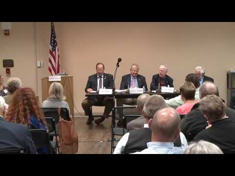 LWV Forum on Voting by District - Kent Island - 2016-1013