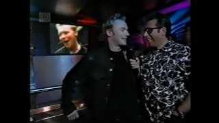 Boyzone - Ronan Keating - Pepsi Chart interview