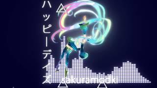 初音ミク Hatsune Miku Happy Days Free Album Original