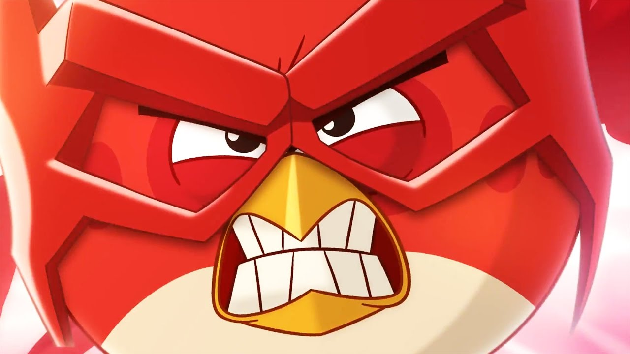 Angry Birds 2 | PVP Arena Challenge Fight For RED Hero ...