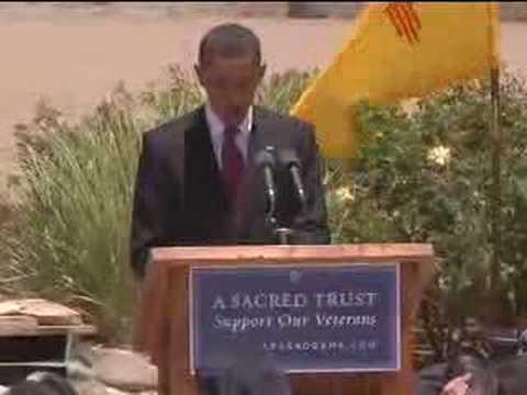 Barack Obama Sees Dead People