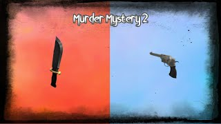 Who is the Murderer?? | Roblox Murder Mystery 2