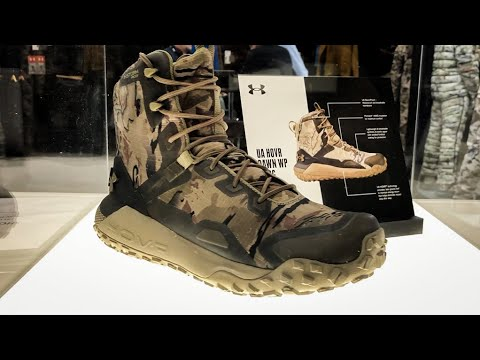 New Hunting Boot From Under Armour For 2020