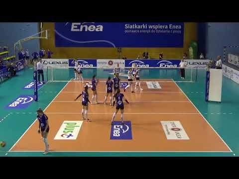 Dorota Wilk SETTER Polish League 2017-2018 nr 16 white shirt