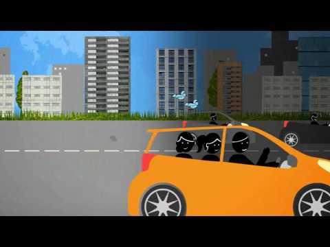 Green tip - carpooling