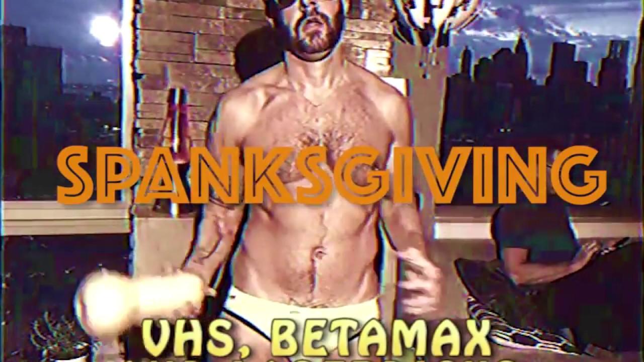 Vintage Gay Porn Thanksgiving Parody