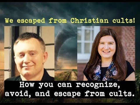 Survivors of Christian cults warn about false teachings, mind control, and scripture twisting