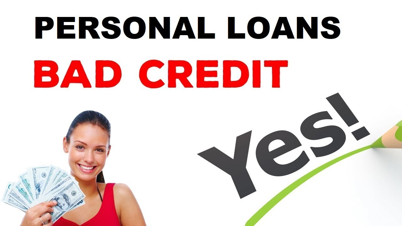 Loan For Bad Credit >> Best Personal Loans For People With Bad Credit 2019 America