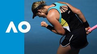 Anastasia Pavlyuchenkova vs Karolina Pliskova - Match Highlights (R3) | Australian Open 2020