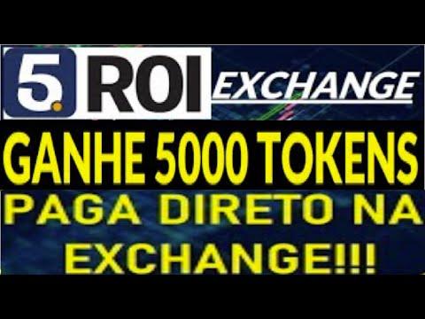[ Airdrop ROI Token ] Como ganhar 5000 token ROI direto na Exchange | Requerido KYC | Home Office