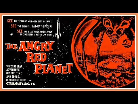 The Angry Red Planet (1959) Trailer - Color / 1:42 mins