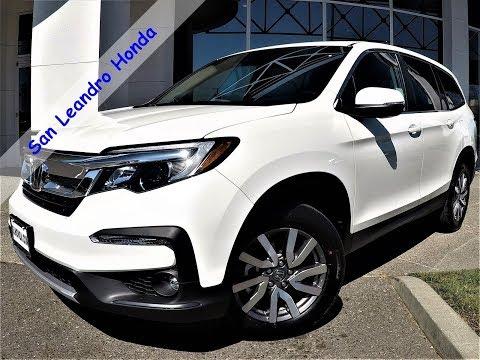 2019 Honda Pilot EX-L 2WD Sale Price Lease Bay Area Oakland Alameda Hayward Fremont San Leandro CA 4