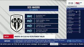 """Mercato : Le manager général d'Angers """"déçu"""" du départ de Reine-Adélaïde"""